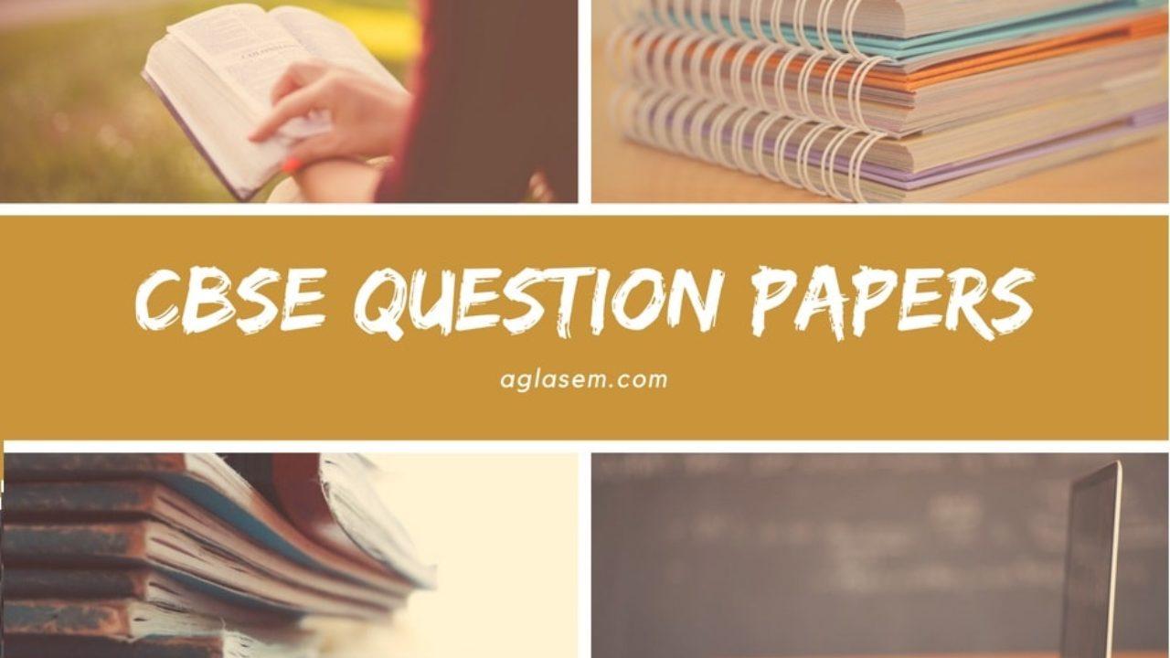 chemistry class 12 question paper 2019 pdf