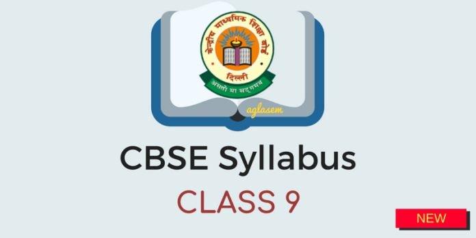 CBSE Syllabus for Class 9 Kannada 2018-19 [PDF] – AglaSem Schools