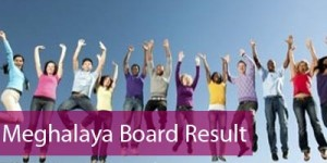 Meghalaya Board Result
