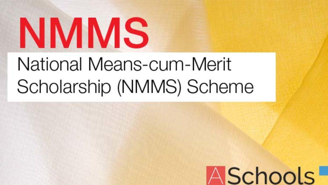 Telangana NMMS 2019 – 2020 for Class VIII – AglaSem Schools